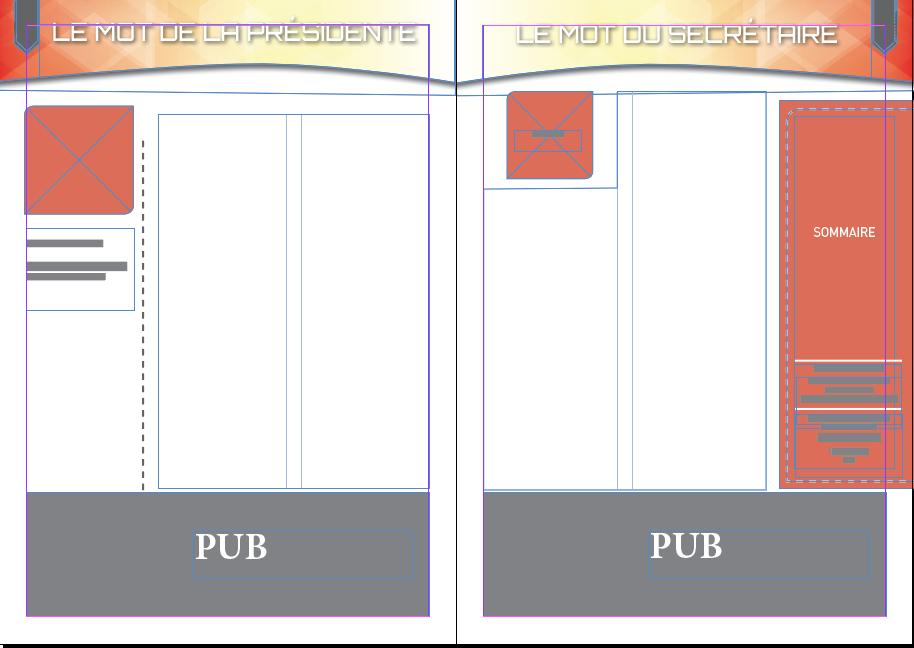 Pages intérieur revue du CIE Euralis